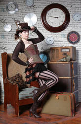 steampunk stock part 5 by vampurity-stock