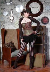 steampunk stock part 8 by vampurity-stock