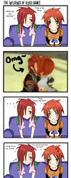 The Influence of Video Games. by samiako