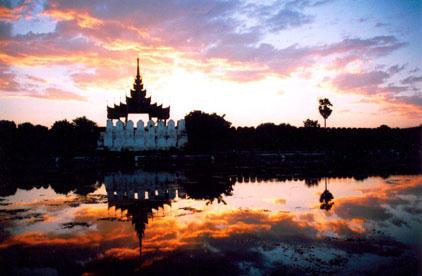 Mandalay Palace - 2
