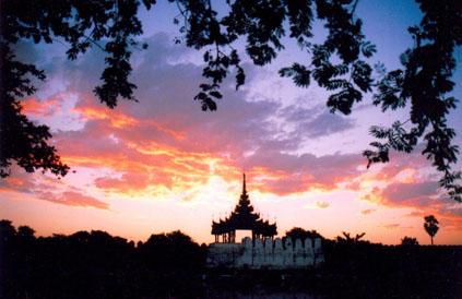 Mandalay Palace - 3