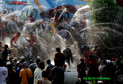 Water Festival - Thingyan