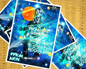 Flyer - Tonights gonAbi
