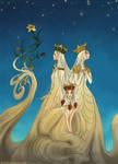 Three Princesses of Whiteland