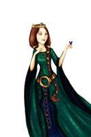 Queen Elinor by Arbetta