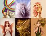 Greek goddesses III