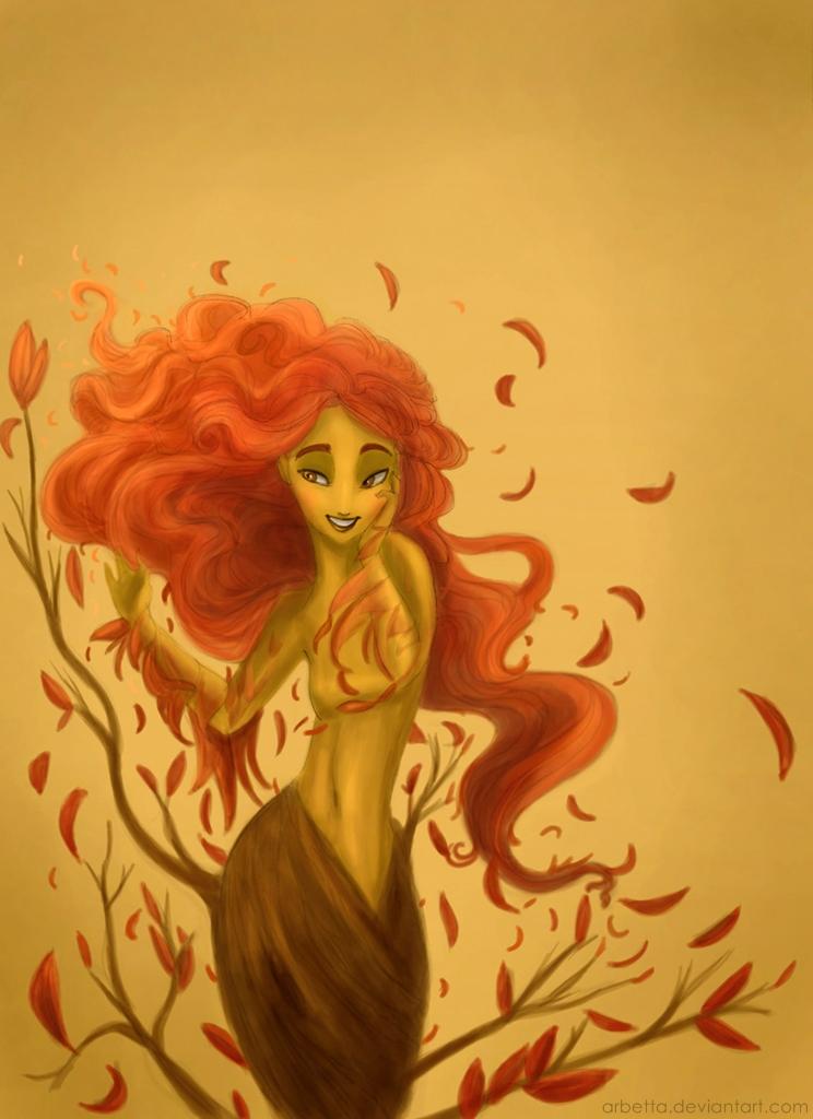 Fall Sprite by Arbetta