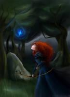 Will o'the wisp by Arbetta