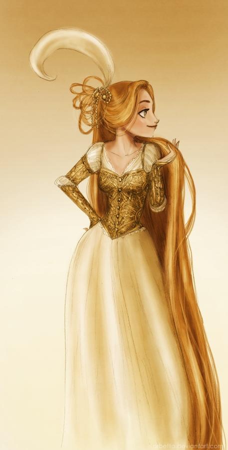 Golden sundress by Arbetta