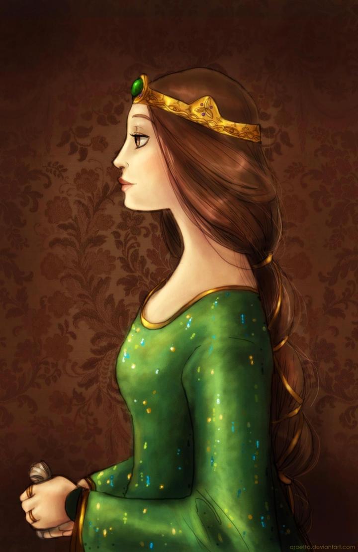 Elinor portrait by Arbetta