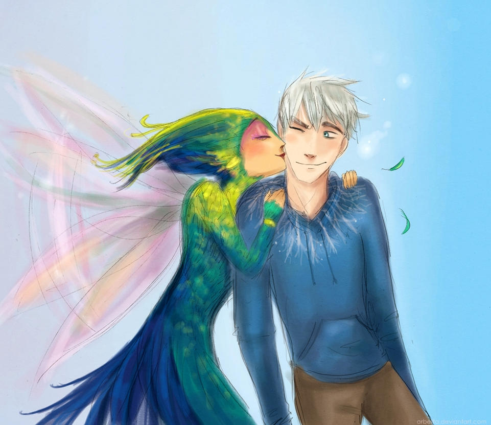 jack frost and tooth fairy
