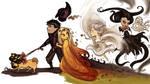 Hades Happy Family (chibi)