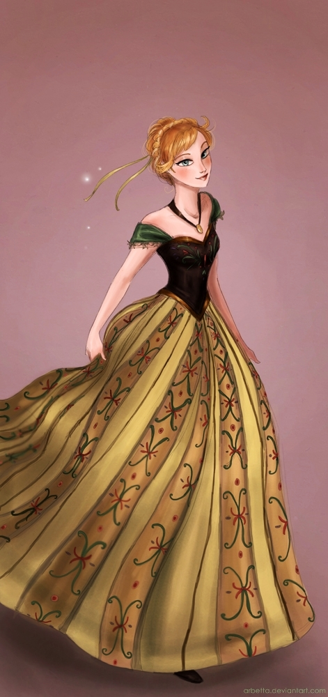 Princess Anna by Arbetta