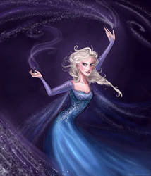 Elsa in action by Arbetta