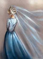 Ice veil by Arbetta