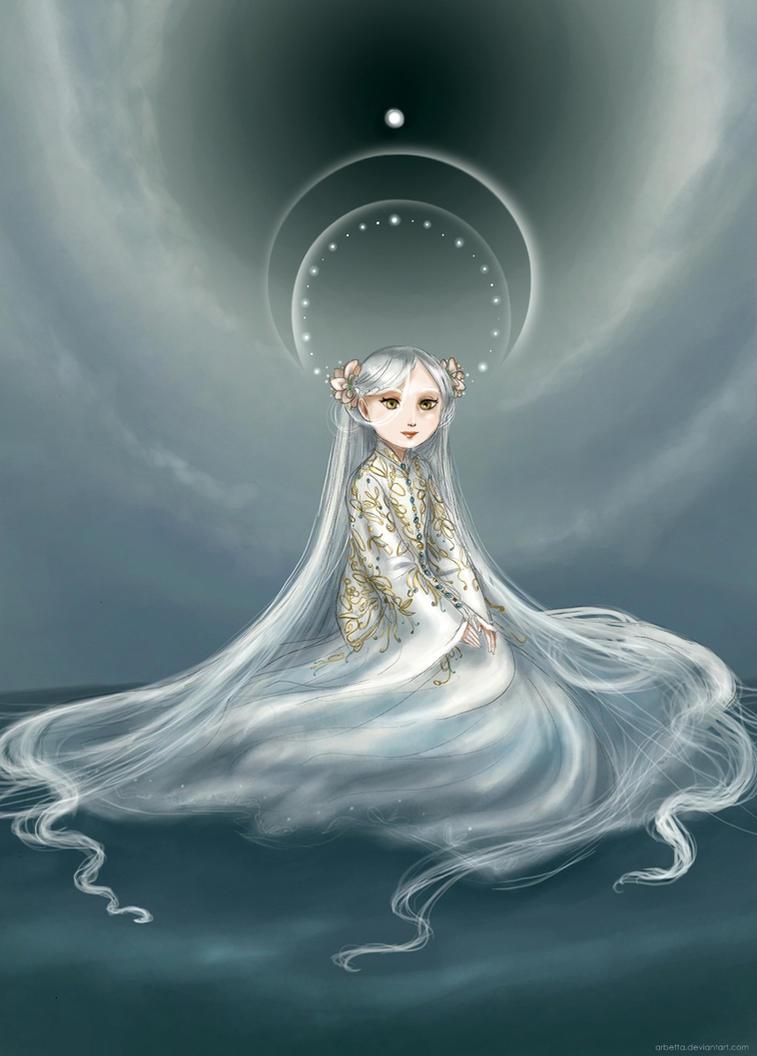 The Childlike Empress by Arbetta