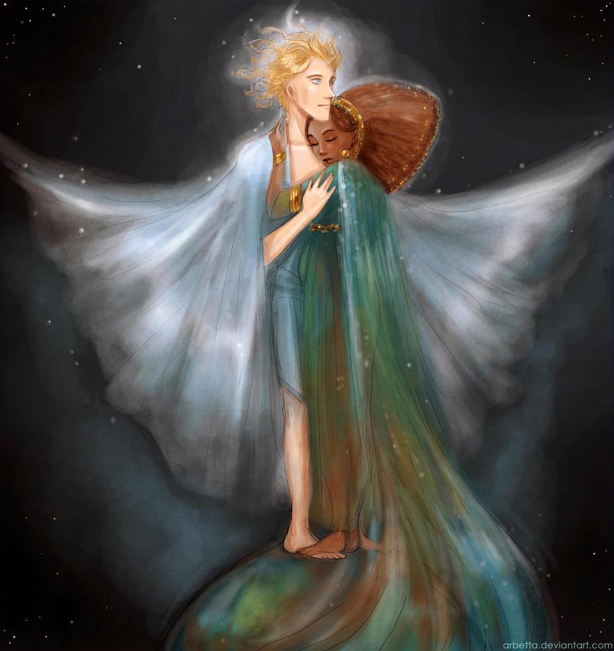 Uranus Greek Mythology Uranus Greek Mythology...