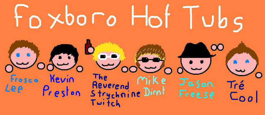 Foxboro Hot Tubs Tour