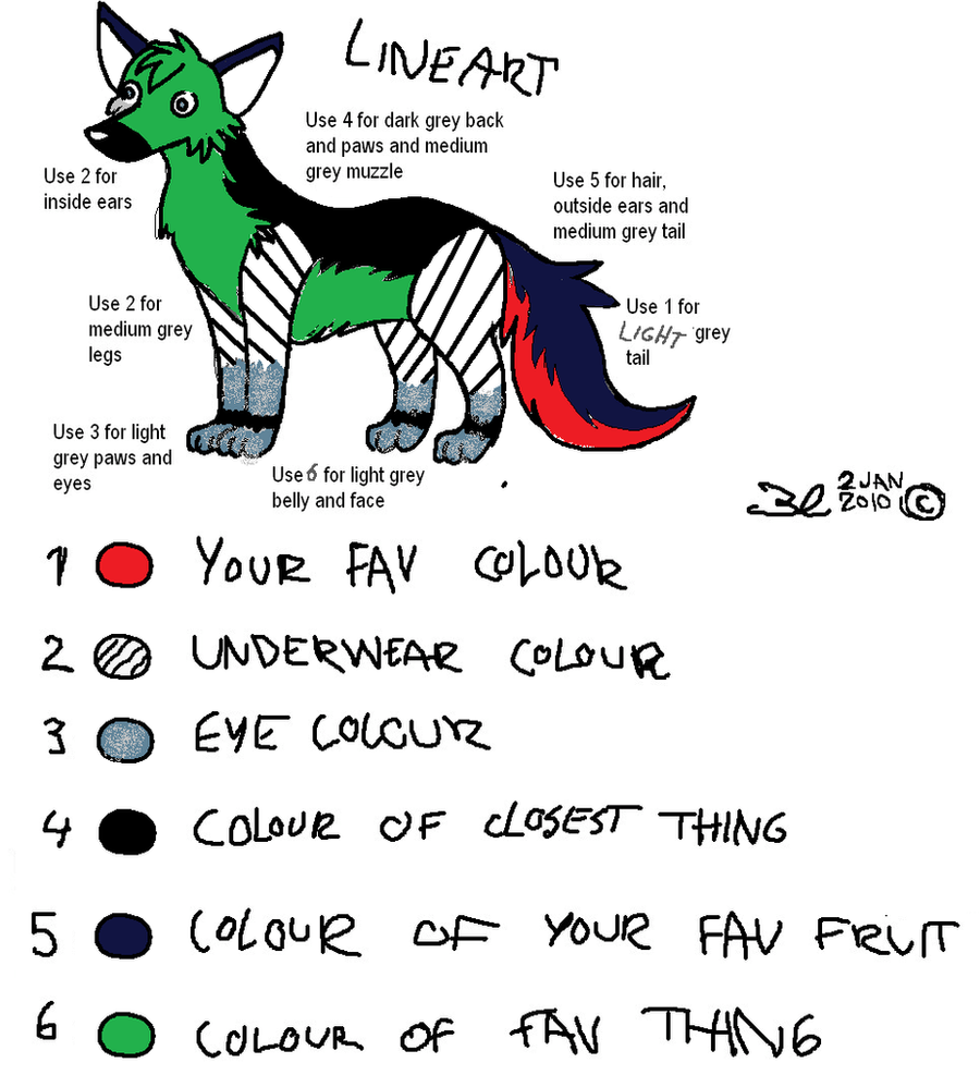 Wolf meme whitestarcyanide