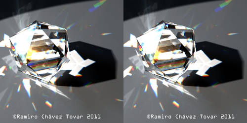 Crossview Platonic Crystal