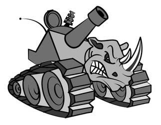1er. RBR Con la fuerza del Blindaje, venceremos. by evilskills