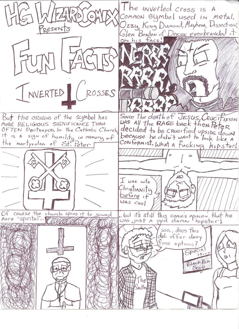 Crosses pg 1 by HGWizard