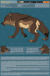 Reference Sheet - Hoengus.