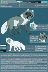 Reference Sheet - Dagny.