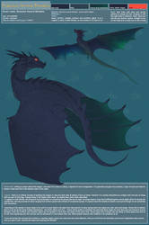 Reference Sheet - the Draconis Aurora Borealis.