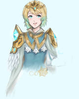 Fire Emblem Heroes - Princess Fjorm by dismerized