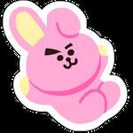 BT21 Cooky Sticker