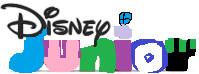 Disney Junior Logo by PurpleMetaKnight64