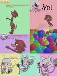 Fnaf silly comic - Foxys Pride part 4