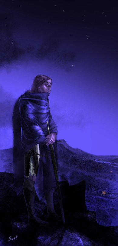 noldor sentinel by formenost