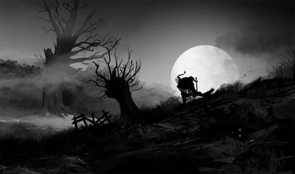 shadow hunter by formenost