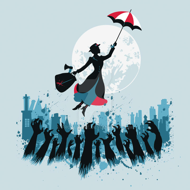 Mary poppins by frozenhrt on deviantart - Mary poppins wallpaper ...