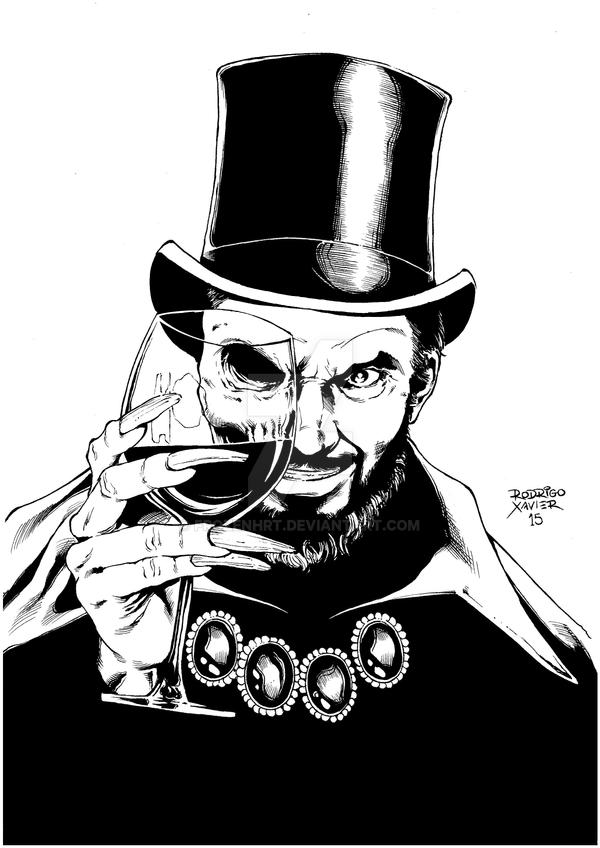 Ze do Caixao (Coffin Joe) by FrozenHRT
