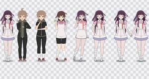 [RQ] Makoto to Mikan's twin sister