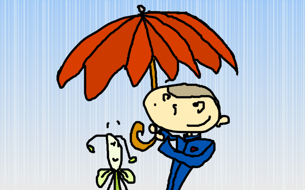 Just a Rainy Day by ZeeDiKay on deviantART Rainy Day Drawing Competition