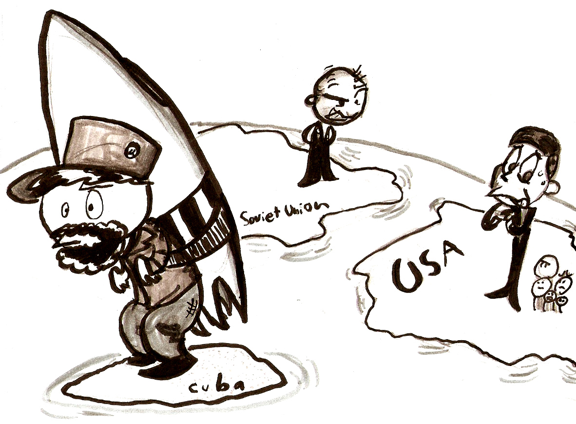 Missile Drawing Major Events of...