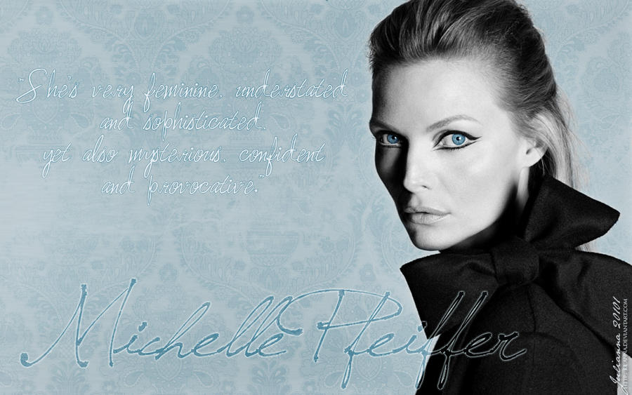 Michelle Pfeiffer Movies Michelle Pfeiffer Wallpaper by