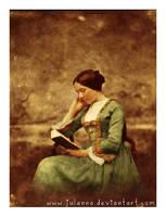 reading. by Julanna