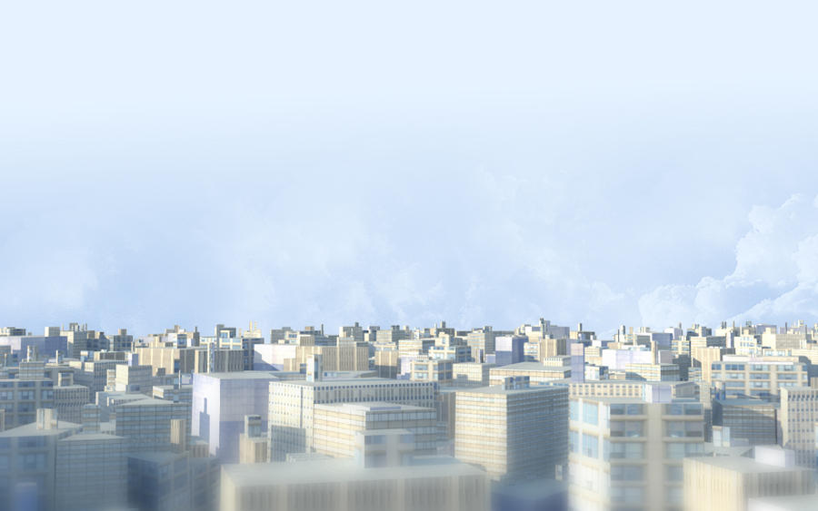 A Low Poly City by xkevoo on DeviantArt