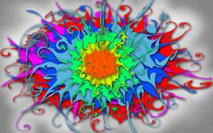 Colour Fluid by Trandyuk