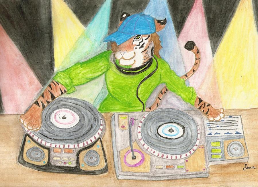 DJ Tigg by FawnsWonderland