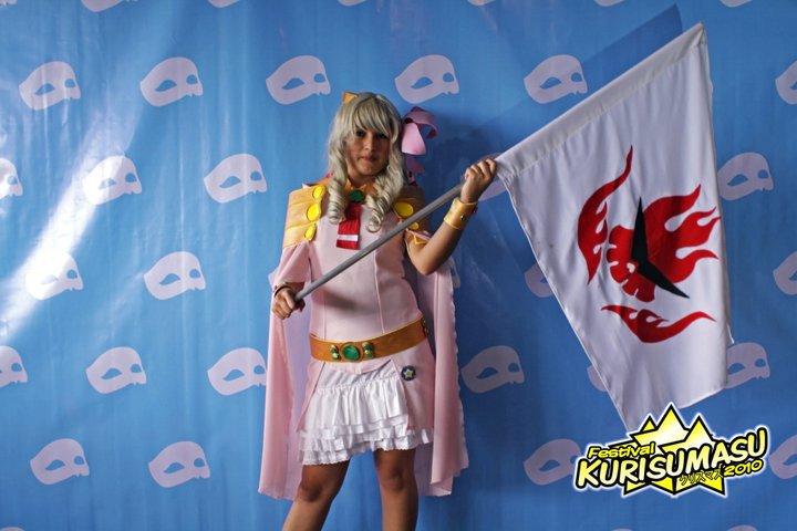 nia teppelin cosplay by PrincessTeppelin