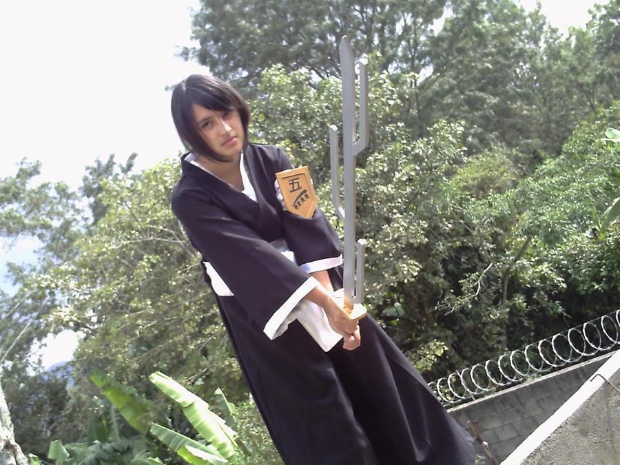 Hinamori Cosplay by PrincessTeppelin