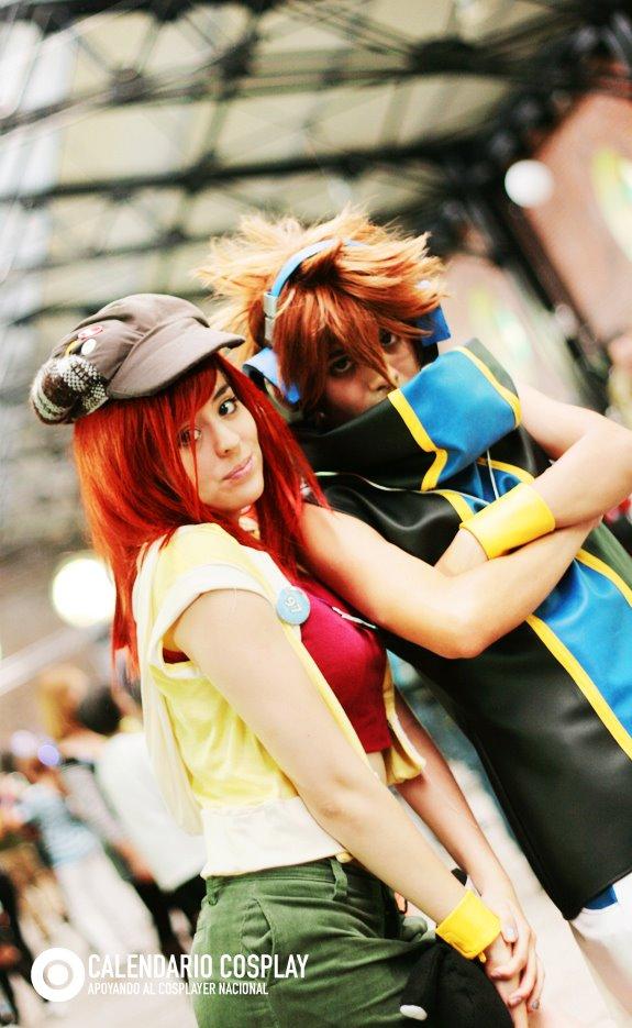 Shiki and Neku by PrincessTeppelin