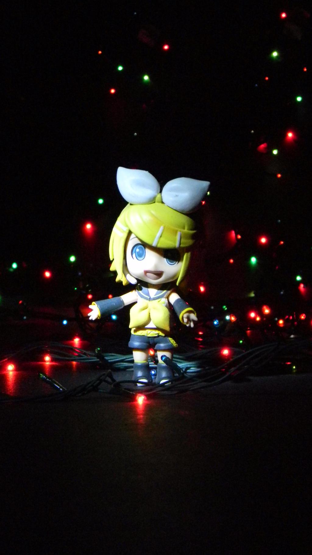 chibi singer by PrincessTeppelin