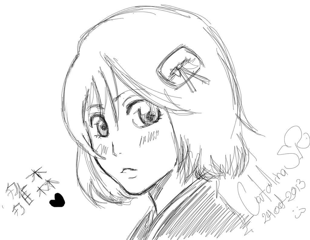 Hinamori Momo by PrincessTeppelin
